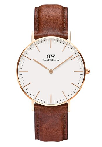 CLASSIC ST MAWES 36MM - Zegarek - rose gold-coloured