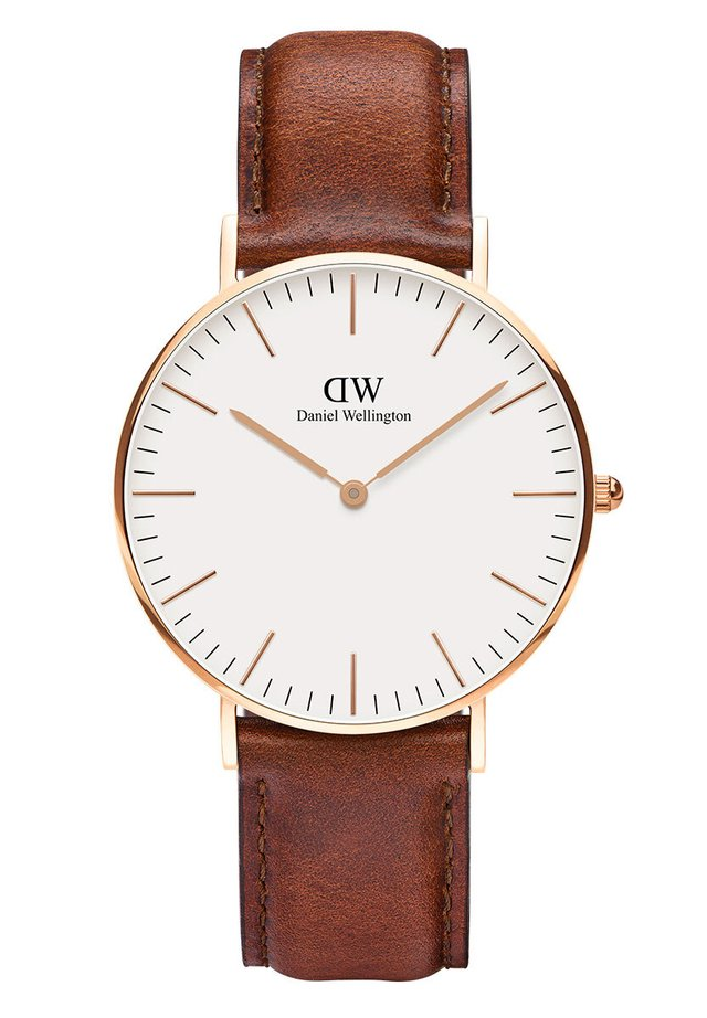 CLASSIC ST MAWES 36MM - Horloge - rose gold-coloured