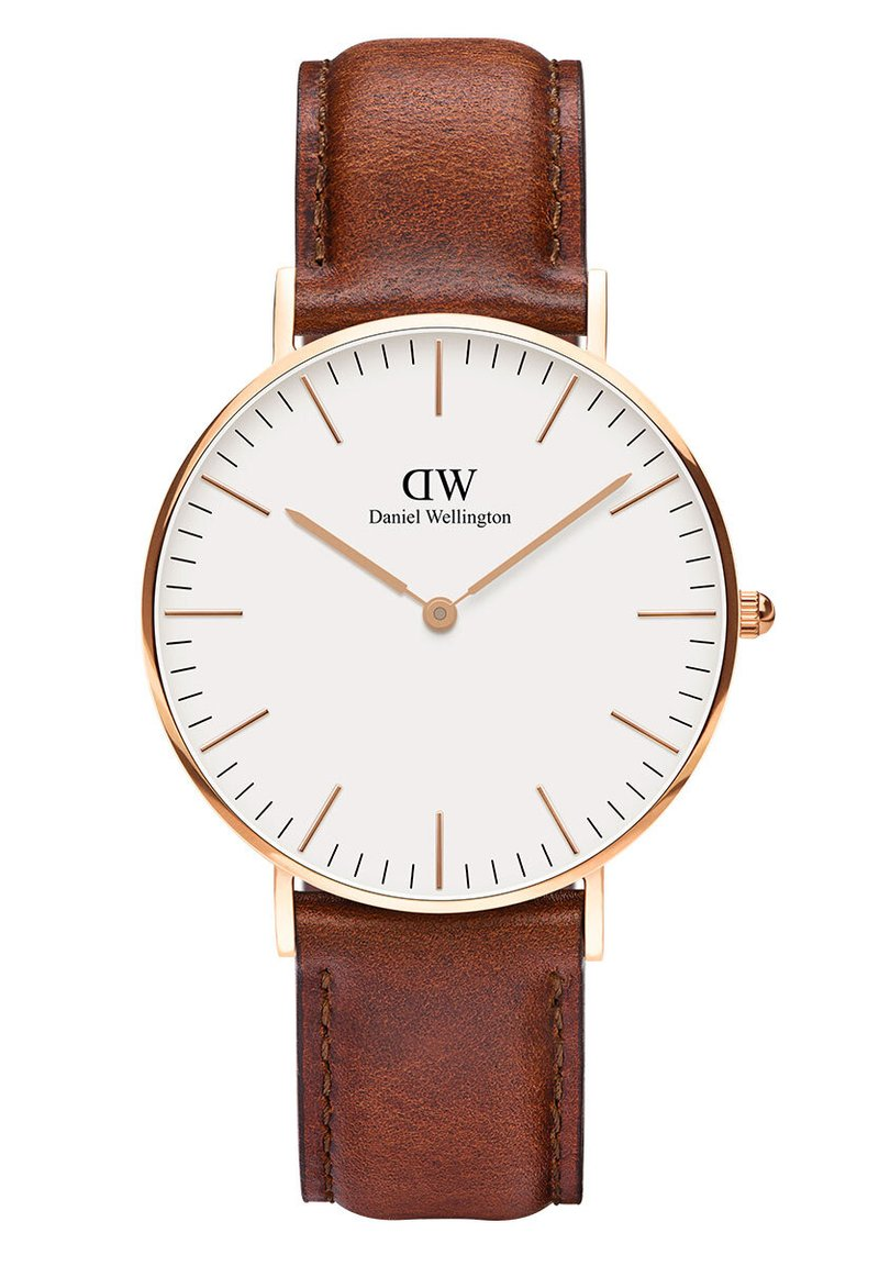 Daniel Wellington - CLASSIC ST MAWES 36MM - Horloge - rose gold-coloured