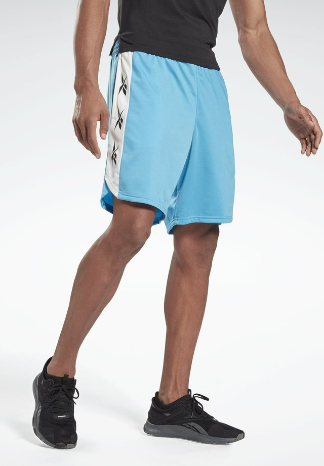 VECTOR PACK ELEMENTS SHORTS - Pantaloncini sportivi - turquoise