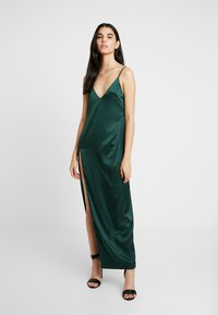 LEXI - AKASA DRESS - Occasion wear - dark green - 2