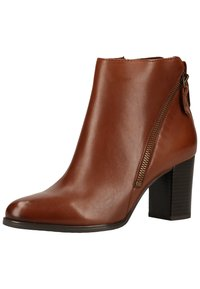 Caprice - Classic ankle boots - cognac nappa 303 - 2