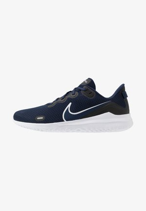 RENEW RIDE - Scarpe running neutre - midnight navy/white/black