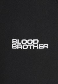 Blood Brother - HANOVER PARK UNISEX - Tracksuit bottoms - black - 6