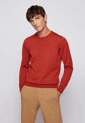 BOTTO-L - Strickpullover - red
