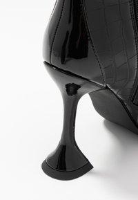 BEBO - KEONA - High heeled ankle boots - black - 2