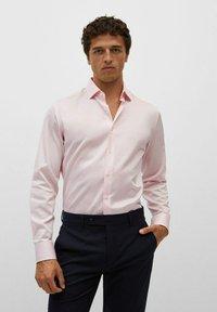 Mango - Formal shirt - pastellrosa - 0
