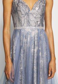 Mascara - Occasion wear - steel blue - 4
