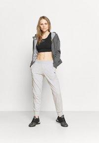 Puma - Pantalones deportivos - light gray heather - 1