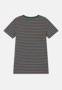 Wood Wood - OLA UNISEX - Print T-shirt - faded green/rose - 1
