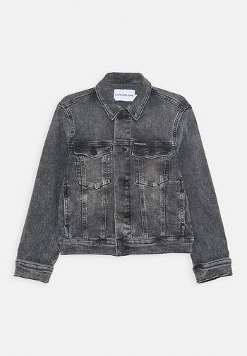 TRUCKER JACKET - Denim jacket - denim