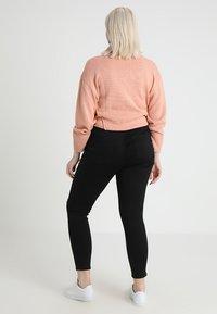 Even&Odd Curvy - Jeans Skinny Fit - schwarz - 2