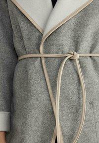 Falconeri - Winter coat - grigio/gesso - 4