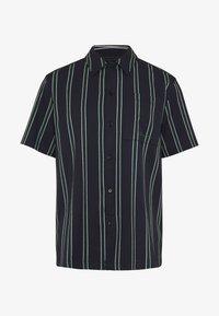 REGULAR COLLAR SHIRT - Shirt - navy