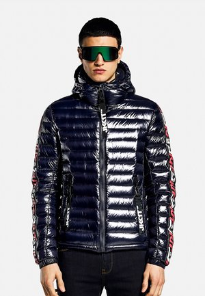 DIAMOND - Down jacket - navy