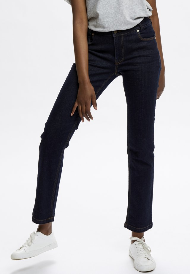 THE CELINA TENNA  - Jeans slim fit - dark blue