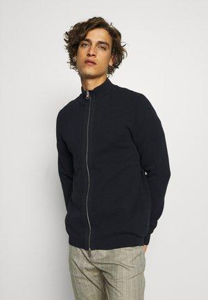 CARDO - Zip-up hoodie - dark navy