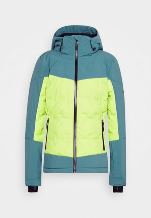 WILD CARDDOWN - Veste de ski - voltage/canyon blue