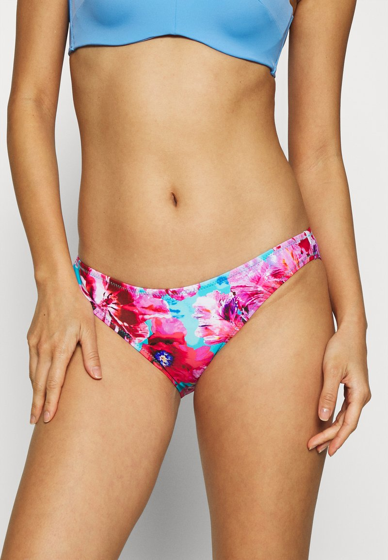 Pour Moi - HEATWAVE BRIEF - Bikini bottoms - pacific