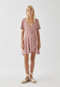 PULL&BEAR - Day dress - orange - 1