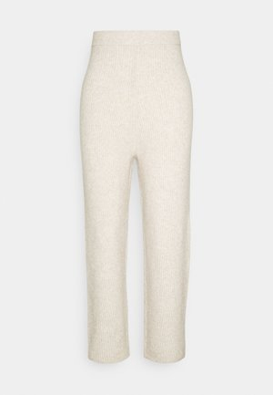 DOMY - Trousers - sable chine