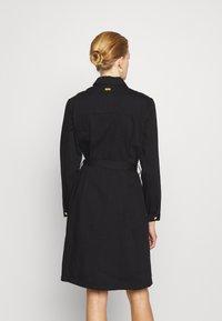 Barbour International - MINATO DRESS - Denim dress - black - 2