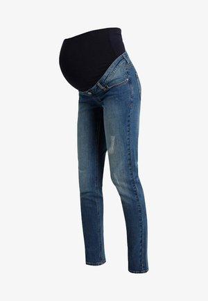 BOYFRIEND - Jeansy Slim Fit - light blue