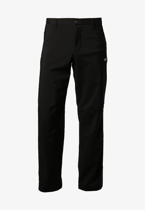 GEO Softshell II - Outdoor trousers - black