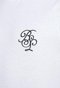 Brave Soul - T-shirt print - optic white/ jet black - 5