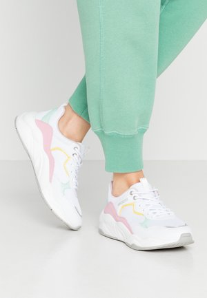 Trainers - weiß/multicolor