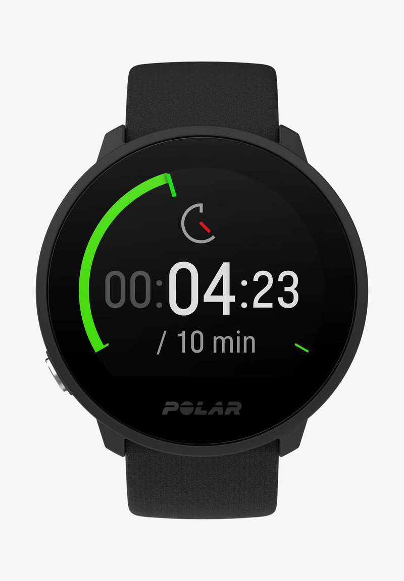 Polar - UNITE BLACK S-L - Heart rate monitor - schwarz (200)