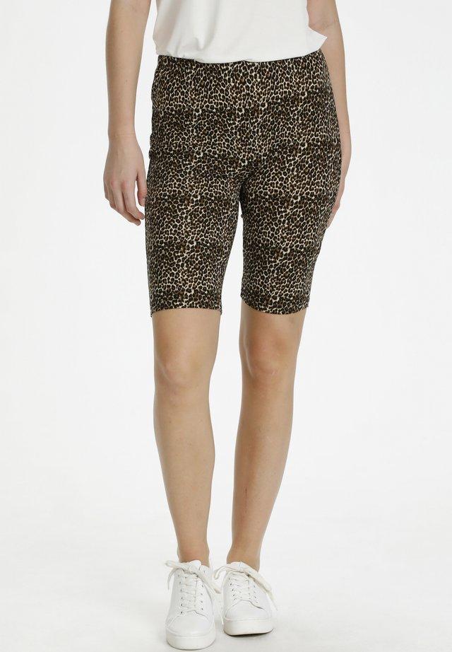 CUSEMIRA  - Shorts - spring gardenia leo