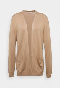 Anna Field - BASIC- Pocket cardigan - Kardigan - camel - 3