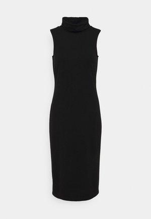VMTAMMIE CALF DRESS - Jerseyklänning - black