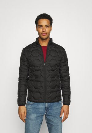 JCOBOOM TWIST PUFFER - Light jacket - black