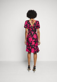 Milly - KATIA ROSE ON DRESS - Day dress - black/red - 2