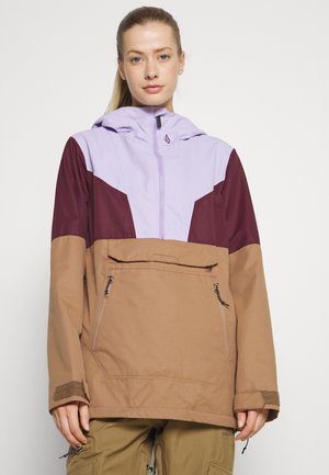 MIRROR  - Snowboard jacket - coffee