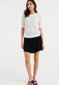 WE Fashion - Jumper - white - 1