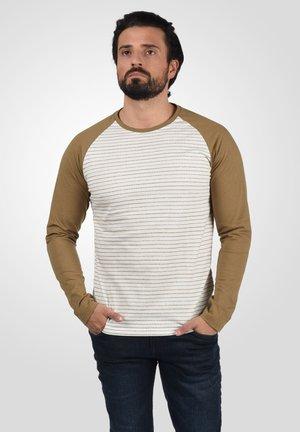 Long sleeved top - ermine