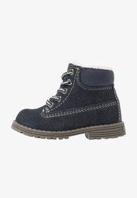 Friboo - Lace-up ankle boots - dark blue