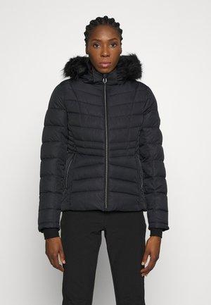 GLAMORIZE - Ski jas - black