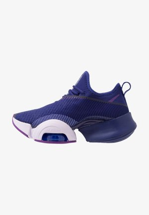 AIR ZOOM SUPERREP - Sports shoes - regency purple/barely grape/black/voltage purple/persian violet