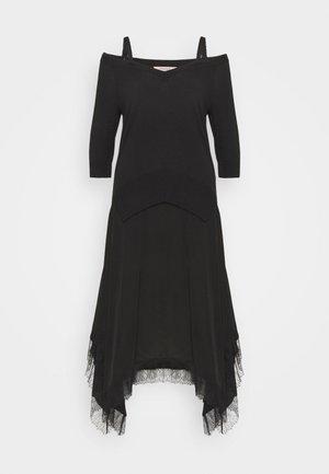 ABITO - Maxi šaty - nero