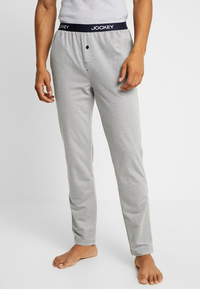 PANTS - Pyjamahousut/-shortsit - grey