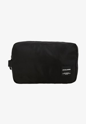 JACZACK TOILETRY BAG - Kosmetiktasche - black