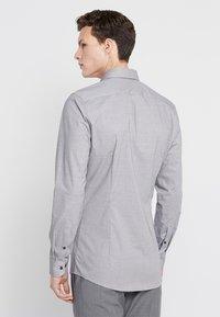 OLYMP - OLYMP NO.6 SUPER SLIM FIT - Koszula biznesowa - black - 2