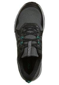 ASICS - GEL-VENTURE 8 - Chaussures de running - black  sheet rock - 3