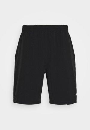 BERMUDA EASY TENNIS - Sportovní kraťasy - black