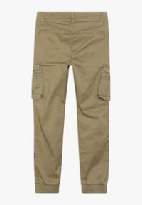 Name it - NITBAMGO PANT  - Cargobyxor - kelp - 1