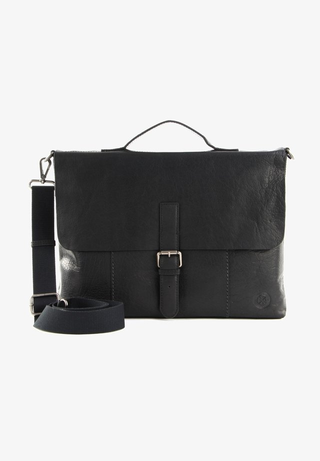 ÅLESUND - Briefcase - black